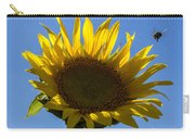 Sunflower For Snack Carry-all Pouch