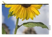 Sunflower In Balboa Park Carry-all Pouch