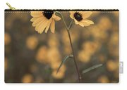 Sunflower In The Wild Carry-all Pouch