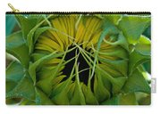 Sunflower Kisses Carry-all Pouch