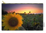 Sunflower Smoothie Carry-all Pouch
