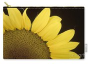Sunflower Sunshine Carry-all Pouch