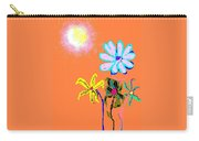 Sunflowered 3 Carry-all Pouch