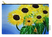 Sunflowers 1 Carry-all Pouch