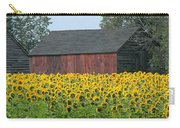 Sunflowers 8 Carry-all Pouch