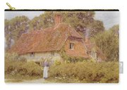 Sunflowers By Helen Allingham Carry-all Pouch