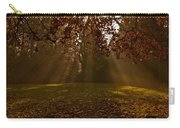Sunlight And Leaves Carry-all Pouch
