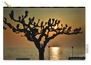 Sunlight And Tree Carry-all Pouch