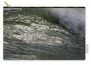 Sunlight And Waves 2 Carry-all Pouch