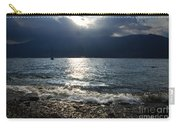 Sunlight And Waves Carry-all Pouch