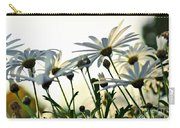Sunlight Behind The Daisies Carry-all Pouch