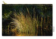 Sunlight On Grass Merritt Island Nwr Carry-all Pouch