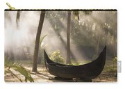 Sunlight Shining On A Canoe Carry-all Pouch