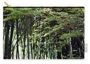 Sunlit Bamboo Carry-all Pouch