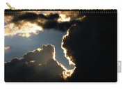Sunlit Brilliance Carry-all Pouch