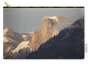 Sunlit Half Dome Carry-all Pouch