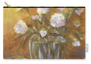 Sunny Carnations In A Vase Carry-all Pouch