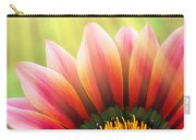 Sunny Daisy Carry-all Pouch by Carlos Caetano