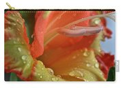 Sunny Glads Carry-all Pouch by Susan Herber
