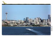 Sunny Seattle Carry-all Pouch