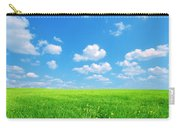 Sunny Spring Landscape Carry-all Pouch