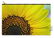 Sunny Summer Sunflower Carry-all Pouch