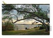 Sunrise Across The Lagoon Carry-all Pouch