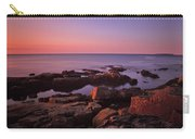 Sunrise At Otter Point Carry-all Pouch