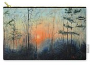 Sunrise At Pike Road Carry-all Pouch