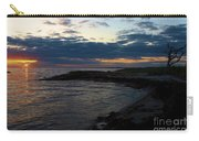 Sunrise At The Edge Carry-all Pouch