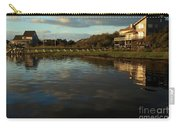 Sunrise At The Shore Carry-all Pouch
