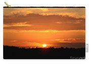 Sunrise August 1 2012 Carry-all Pouch