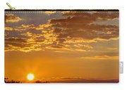 Sunrise Bayou Carry-all Pouch