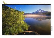 Sunrise Fog On Trillium Lake Carry-all Pouch