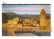 Sunrise In Collioure Carry-all Pouch