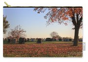 Sunrise In The Graveyard Carry-all Pouch