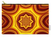 Sunrise Kaleido Carry-all Pouch