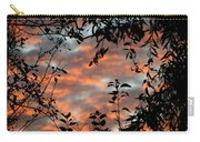 Sunrise Leaves Carry-all Pouch
