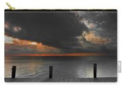 Sunrise On Key Islamorada Carry-all Pouch