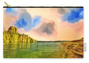 Sunrise On Lake Powell Carry-all Pouch