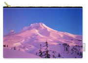 Sunrise On Mt. Hood, Oregon, Usa Carry-all Pouch