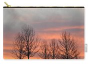 Sunrise On The Hill Carry-all Pouch