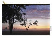 Sunrise On The Masai Mara Carry-all Pouch
