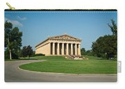 Sunrise On The Parthenon Carry-all Pouch