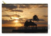 Sunrise Over Bay Carry-all Pouch