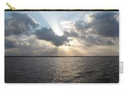 Sunrise Over Keaton Beach Carry-all Pouch