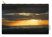 Sunrise Over Kessock Carry-all Pouch