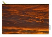 Sunrise Over Monument Valley, Arizona Carry-all Pouch
