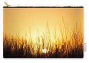 Sunrise Over Nachusa Grasslands Carry-all Pouch