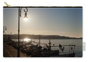 sunrise - First dawn of a spanish town is Es Castell Menorca sun is a special lamp Carry-all Pouch